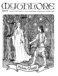 "Front Cover: ""Melian and Thingol"""