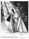 """The Parting of Arwen and Elrond"", (Issue 37, p. 27)"