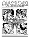 """Front Cover: """"The Four Loves"""" by C.S. Lewis, Issue 65 by Patrick Wynne"""