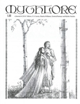 """Front Cover: """"Arwen and Aragorn"""", Issue 53 by Susan Dawes"""