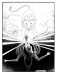 """""""The Undragoning of Edmund"""", (Issue 66, p. 61) by Sarah Beach"""