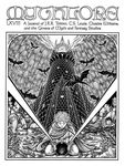 """Front Cover: """"Pippin and the Palantír"""", Issue 68 by Patrick Wynne"""