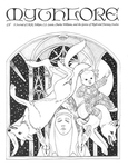 """Front Cover: """"The Son of Lancelot"""", Issue 55 by Nancy-Lou Patterson"""