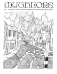 """Front Cover: """"The Destruction of Edgestow"""", Issue 60 by Nancy-Lou Patterson"""