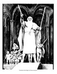 """Gandalf at the Bridge"", (Issue 75, p. 34) by Denis Gordeyev"