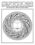 """Front Cover: """"The Language of Myth"""", Issue 78 by Patrick Wynne"""