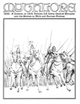 """Front Cover: """"The Ride of the Rohirrim"""", Issue 81 by Denis Gordeyev"""