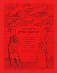 Front Cover: C.S. Lewis / Owen Barfield Souvenir Booklet by Nancy-Lou Patterson