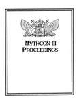 Front Cover: Mythcon III Proceedings by Unknown Artist
