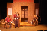 Pecos Bill and Slue-Foot Sue meet the Dirty Dan Gang by Hilltop Theater