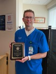 Chad Caldwell - Distinguished Community Preceptor Award by Southwestern Oklahoma State University