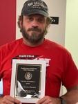 Terry Furrow - Distinguished Selective Preceptor Award by Southwestern Oklahoma State University