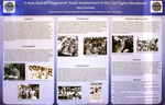 A New Kind of Playground:  Youth Involvement in the Civil Rights Movement