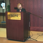 Lisa Appeddu,  Welcome to the Twenty-Third SWOSU Research and Scholarly Activity Fair!