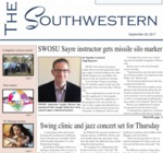 Volume 113 Issue 4 by Southwestern Oklahoma State University