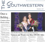 Volume 113 Issue 9 by Southwestern Oklahoma State University