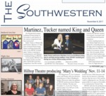 Volume 113 Issue 10 by Southwestern Oklahoma State University