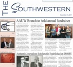 Volume 113 Issue 11 by Southwestern Oklahoma State University