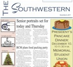 Volume 113 Issue 12 by Southwestern Oklahoma State University