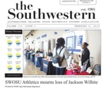 Volume 115 Issue 3 by Southwestern Oklahoma State University