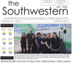 Volume 115 Issue 7 by Southwestern Oklahoma State University