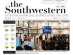 Volume 115 Issue 8 by Southwestern Oklahoma State University