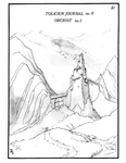 "Front Cover: ""The Hornberg in Helm's Deep"", Issue 11 by Tim Kirk"