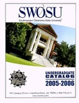 Weatherford: Undergraduate Catalog 2005-2006 by Southwestern Oklahoma State University