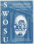 Weatherford: Undergraduate Catalog 2001-2003 by Southwestern Oklahoma State University