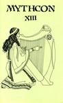 Mythcon 13 Program Cover by Ataniel Noel