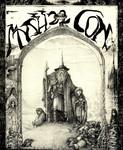 Mythcon 22 Program Cover by Attaniel Annyn Rowland