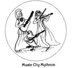 Mythcon 34 Alternate Logo by Unknown