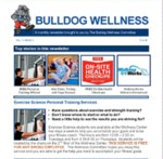November 2016 by SWOSU Bulldog Wellness Committee