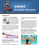 February 2017 by SWOSU Bulldog Wellness Committee