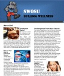 March 2017 by SWOSU Bulldog Wellness Committee