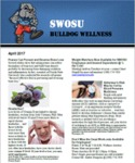 April 2017 by SWOSU Bulldog Wellness Committee