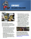 May 2017 by SWOSU Bulldog Wellness Committee