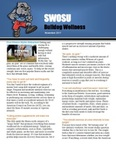 November 2017 by SWOSU Bulldog Wellness Committee