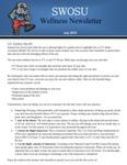July 2019 by SWOSU Bulldog Wellness Committee
