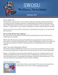 December 2019 by SWOSU Bulldog Wellness Committee