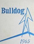 The Bulldog 1965 by Southwestern Oklahoma State University