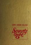 Sayre Junior College 1978