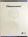 Graduate Record 1994:  For the Record
