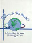 Graduate Record 1996:  Where in the World?