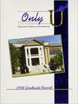 Graduate Record 1998: Only U by Southwestern Oklahoma State University